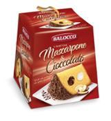 22528 Panettone Mascarpone & Cioccolato 800g