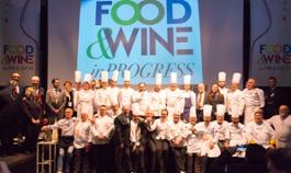 Food and Wine in Progress 2016