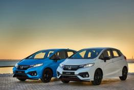112167 HONDA REVEALS FRESH LOOK AND NEW ENGINE OPTION FOR JAZZ SUPERMINI