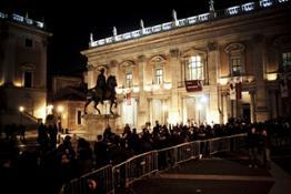 Musei Capitolini coda