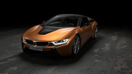Photo Set - The new BMW i8 Roadster - Highlights.