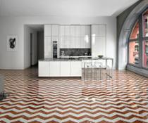 Bisazza Marmo Appia Corallo photo by Gianni Franchellucci - Living Inside