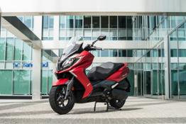 KYMCO DT350 Red