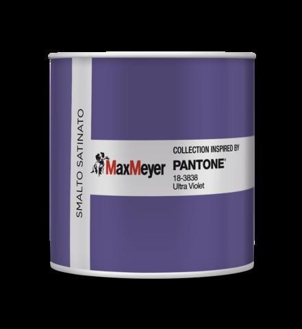Maxmeyer Colore Dell Anno Pantone 2018 La Casa Si Veste Di Ultra