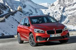 Photo Set - The new BMW 2 Series Active Tourer.
