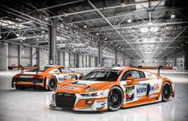 20180110 Hankook opens the 2018 motorsport season with the 24H of Dubai 01