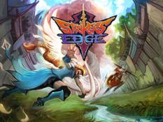 strikers-edge-key-art with Logo