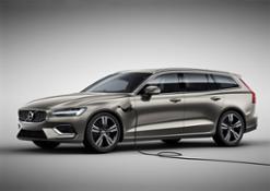 223553 New Volvo V60 exterior
