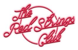 The Red Strings Club - White Back