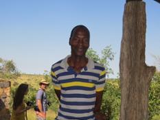 Damiao Macamo - Responsabile del corso di panetteria del training center