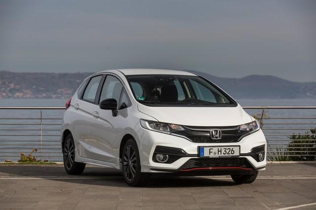 2018 Honda Jazz Dynamic 15 Litre I Vtec