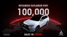 Outlander PHEV Mitsubishi