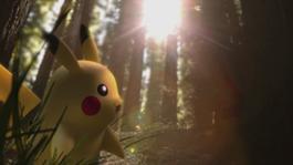 PGO Trailer Pikachu