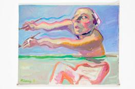 01 Maria Lassnig Heilige Oberwassermalerei