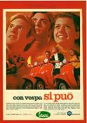 Adv Campaign_Con Vespa si può_1968