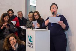 Conferenza Stampa Ventura Projects 10