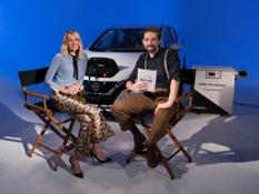 426219165 Nissan Electric Vehicle ambassador Margot Robbie confirms new Formula E