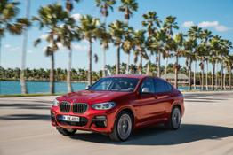 Photo Set - The all-new BMW X4 M40d (02_2018).