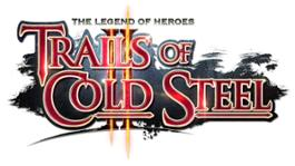 the legend of heroes  trails of cold steel ii - logo