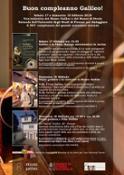 Locandina eventi Compleanno Galileo LR