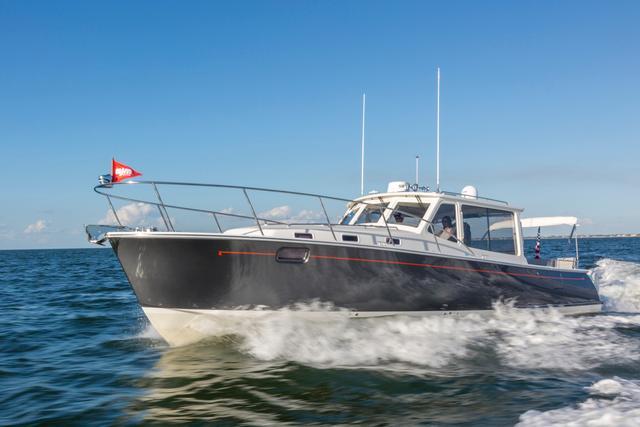 Zurn Yacht Design announces a double improvement
