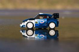 004 DG Ford Speed Champions Lego