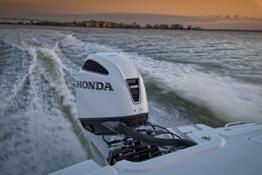 Honda Marine BF250 refreshed V6 lifestyle 8