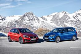 BMW 2 Series Active Tourer and BMW 2 Series Gran Tourer