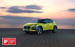 Hyundai Kona iF Design Award