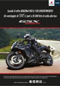 A5 GSX250R PROMO BENZINA