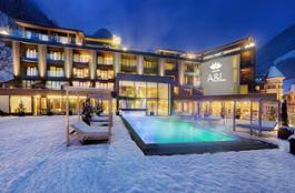 Winter Spa Lodge b - Alpenschlossl & Linderhof