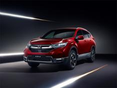 126967 Honda to unveil the all-new CR-V at the Geneva Motor Show