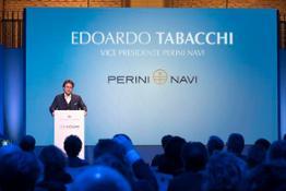 Edoardo Tabacchi Vice Presidente Perini Navi