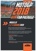 KTM Fan Package Mugello 2018