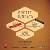 ARCTIC MONKEYS ARTWORK