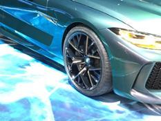 BMW M8 Gran Coupé detail