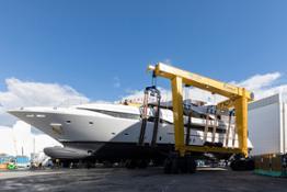 Mangusta Oceano 46 the launch (1)