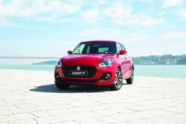 14 - Suzuki SWIFT è tra le tre finaliste del World Urban Car 2018 (1)