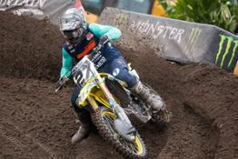 01 Suzuki Racing
