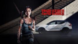 226537 The New Volvo XC40 makes its Cinematic Debut in Warner Bros. Pictures and M
