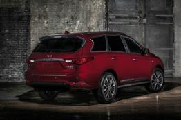 2019 INFINITI QX60 LIMITED Photo 26