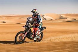 Matthias Walkner - Red Bull KTM Factory Racing - 2018 Abu Dhabi Desert Challenge