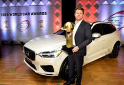 226790 Volvo XC60 wins World Car Of The Year