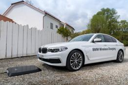 Photo Set - BMW Wireless Charging.