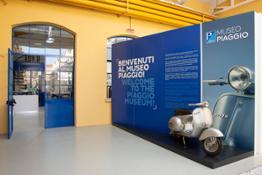 Piaggio Museum - VESPA