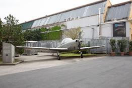 Piaggio Museum - EXTERIOR