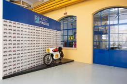 Piaggio Museum - GILERA