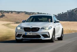 Photo Set - The new BMW M2 Competition in Ascari (07_2018)