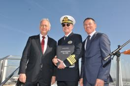 Bernard Meyer, Captain Karl Staffan Bengtsson, Andy Stuart