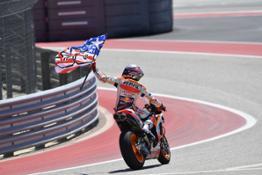 Marc Marquez – Austin race